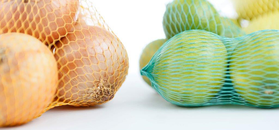 Compostable Packaging Nets from Breuers Verpackungen GmbH