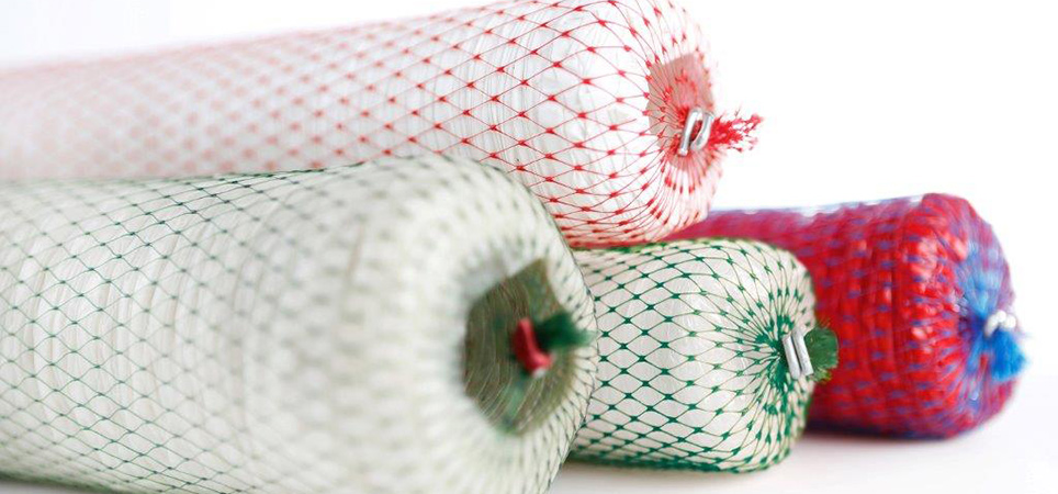 Shirrnetting for Artificial and Natural Casings from Breuers Verpackungen GmbH